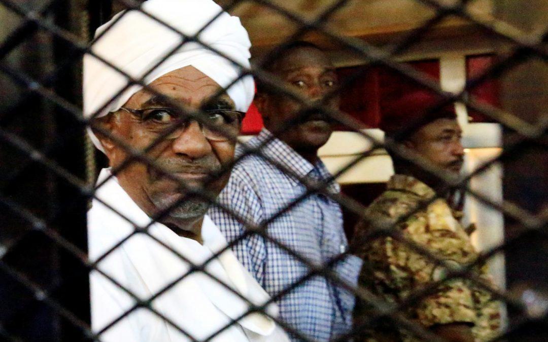 Former Sudan President Omar al Bashir Suspected of Coronavirus Infection in Prison
