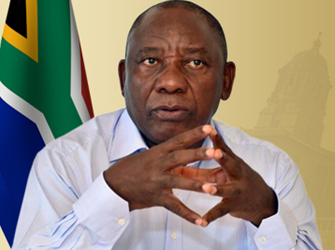 Ramaphosa: Keeping Distance from Elderly, Parents & Grandparents Can Save Their Lives