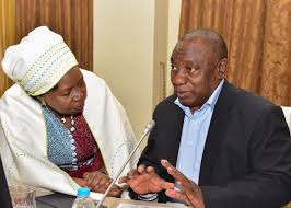 [LISTEN] New Research Shows Ramaphosa Still Liked But Dlamini-Zuma the Least Popular