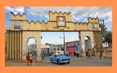 The Hidden Gem of Harar In Ethiopia  Ml Yusuf Bemath