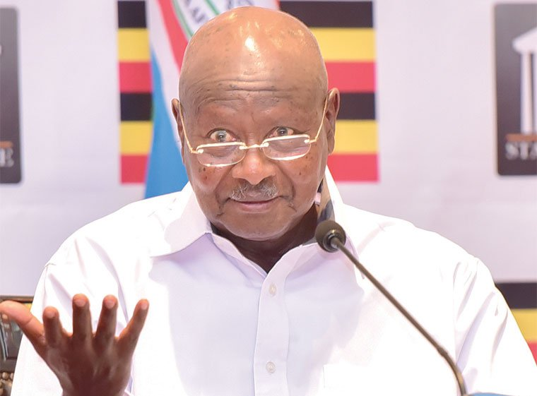 'You Are Not Gods,' Uganda's President to the WHO