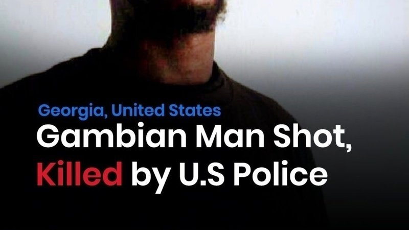 The Gambia Seeks Probe into Police Death of Diplomat's Son in the US