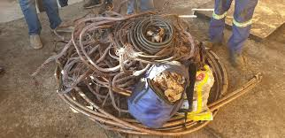 [LISTEN] Copper Cable Theft in SA Commensurate with Increased Poverty