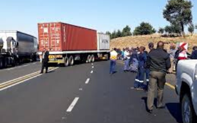 National Truck Shutdown Over Hiring Of Foreign Drivers