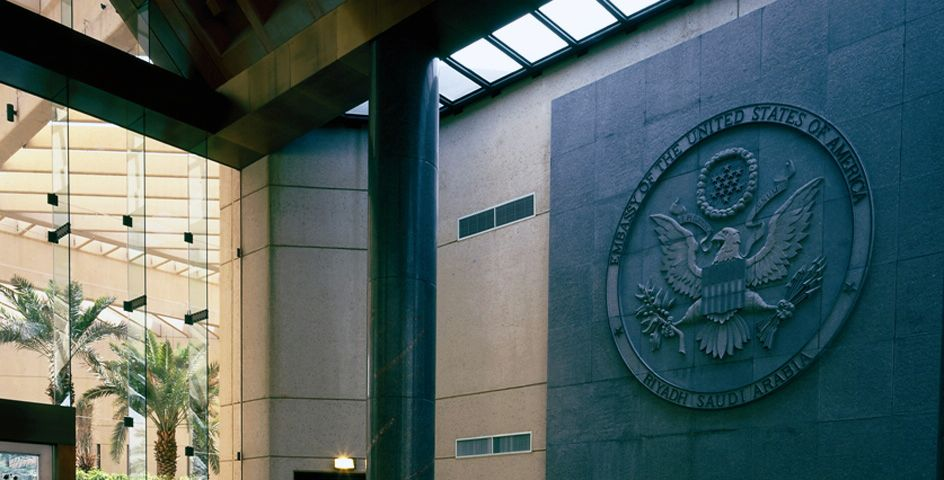 US Leaves it's Diplomats in Saudi Arabia Open to Coronavirus