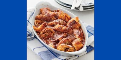 Umm Ali (Croissant Pudding)