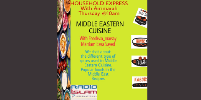 Household Express – We chat to Sister Marriam Essa Sayed