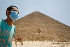Egypt Receives International Tourists Amidst Pandemic